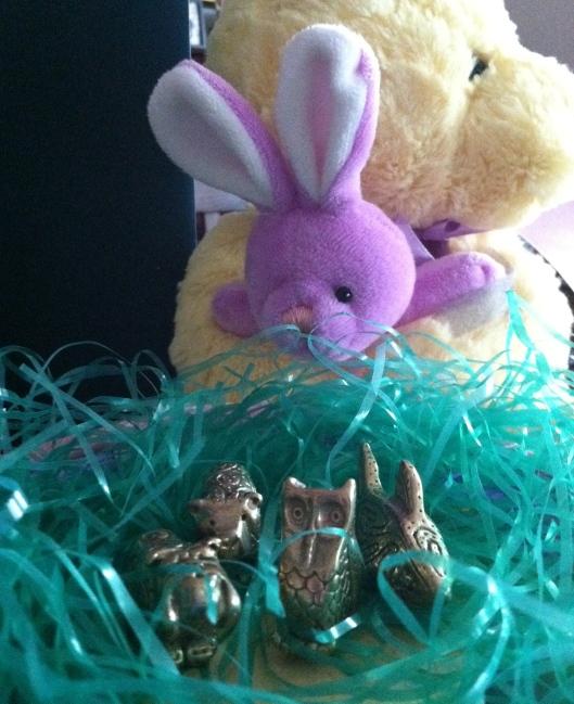 Bunny's on a Totem Hunt!