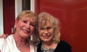 My lovely mom with Loretta Swit!