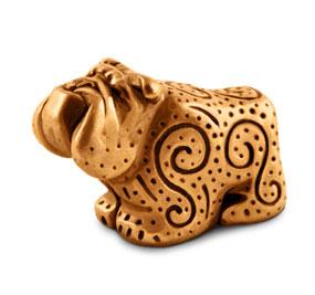 Bulldog on National Dog Day!