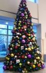 Tree Lighting at Morgan Stanley Children's Hospital