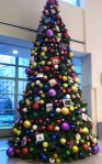 Tree Lighting at Morgan Stanley Children's Hospital