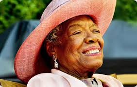 A WARRIOR at peace. www.mayangelou.com