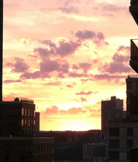 My NYC Sunset