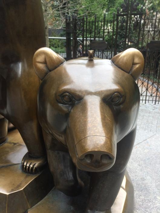 Bear on Bear!