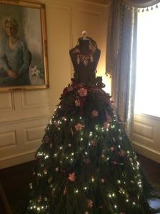 Beautifully decorated tree!