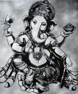 Om Sri Ganesha!