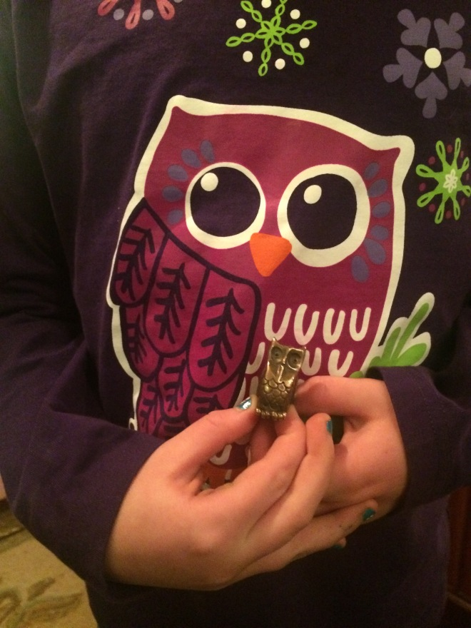 Owl and friend!