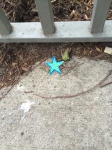 Sidewalk Star!