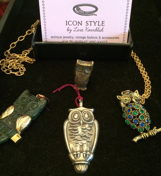 Owls are Icon-ic!!